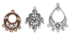 Chandelier Earring Parts – Jewelry