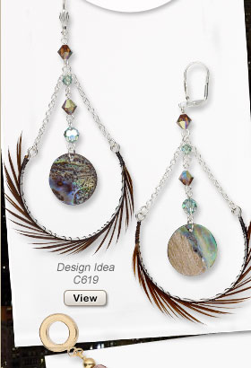 Design IdeaC619 Earrings