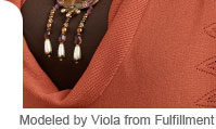 Modeled by Viola from Fulfillment