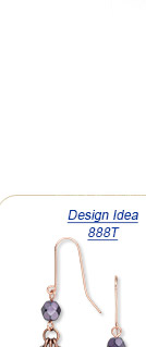 Design Idea 888T Earrings