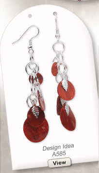 Design Idea A585 Earrings