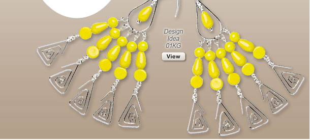 Design Idea 01KG Earrings