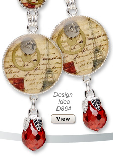 Design Idea D86A Earrings