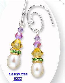 Design Idea B232 Earrings