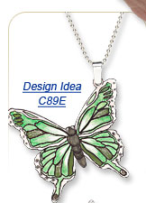 Design Idea C89E Necklace and Earring Set
