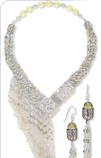 Design Idea H63B Necklace and Earrings